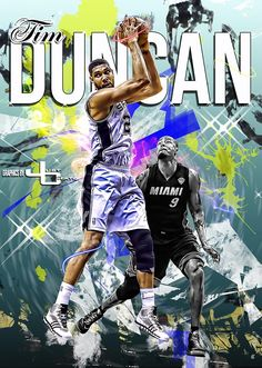 Tim Duncan  graphics by justcreate Sports Edits