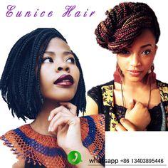 3x box braid crochet hair braids 20roots/piece Havana Mambo Twist Crochet Jumbo Braid Hair