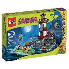 LEGO Scooby-Doo Haunted Lighthouse 75903