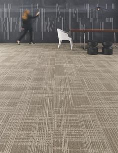 lineweight tile | 5T114 | Shaw Contract Group Commercial Carpet and Flooring