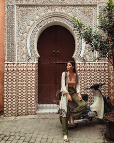"17.8k Likes, 87 Comments - Nima Benati (@nimabenati) on Instagram: ""Time to explore. ⌛️ #marrakech #medina #morocco"""