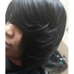 Top 100 quick weave hairstyles photos Quickweave dreams with an invisible part! Dark brown color. Full layers. #quickweave #quickweavehairstyles #hairstyle #weavedreams #weavehair #hair #hairstyles #haircut #shorthairstyles #shorthair #hairsalon #hairdressers #hairstylist #stylist #stylisthair #haircolorist #bobhairstyles #bobs #Houstonhairstylist #Houston #salonstylist #salonhair See more http://wumann.com/top-100-quick-weave-hairstyles-photos/