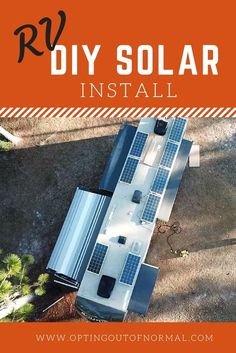 If your RV plans include boondocking, or free camping, then installing a solar power system to your RV is a must! You really can DIY! This can be done on a Wheel, travel trailer or motorhome. Solar Energy Panels, Best Solar Panels, Diy Solar, Solaire Diy, Diy Rv, Solar Roof, Solar House, Solar Energy System, Rv Travel