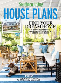 Looking for the best house plans? Check out the Valensole plan from Southern Living. Cottage Floor Plans, Cottage House Plans, Cottage Homes, House Floor Plans, Cottage Living, Luxury House Plans, Best House Plans, Dream House Plans, Small House Plans