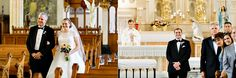 Wedding photography at The Sweetest Heart of Mary in Detroit, Michigan by Michigan wedding photographer, Nicole Haley Photography.