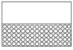 Flaga Polski do wyklejania plasteliną, malowania - Moje Dzieci Kreatywnie Diy, Crafts, Montessori, Google, School, Therapy, Speech Language Therapy, Cuba, Manualidades