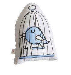 My escape birdcage play cushion - hardtofind.