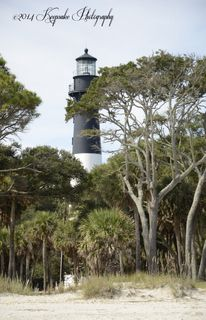 Hunting Island Lighthouse, Hunting Island State Park SC
