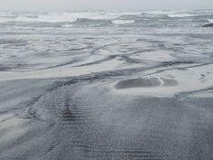 Storm NZ coast