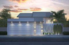 New Garage Pergola Diy Fence Ideas Fence Wall Design, Modern Fence Design, Modern Pergola, Modern House Design, Garage Pergola, Backyard Pergola, Pergola Plans, Pergola Kits, Pergola Ideas