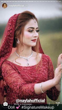 i am kamina without haseena Pakistani Bridal Hairstyles, Pakistani Bridal Makeup, Bridal Mehndi Dresses, Pakistani Wedding Outfits, Bridal Dress Design, Pakistani Wedding Dresses, Bridal Outfits, Bridal Lehenga, Indian Bridal
