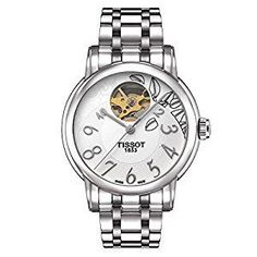 Amazon.com: Tissot Lady Heart Automatic T050.207.11.032.00 Watch: Tissot: Watches