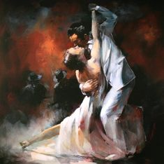 By Willem Haenraets; Tango Argentino I.