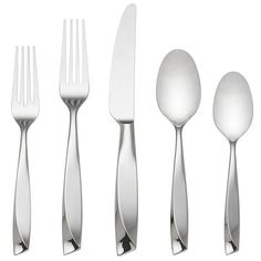 Lenox Ondine Stainless 5-pc Place Setting