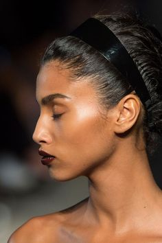 Couture di Dorothy - so-flaneuse: Beauty at GIVENCHY SS16