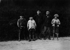 Rapaces   Kids, Beluso, 1929