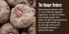 The Benefits of Glucomannan for Weight Loss