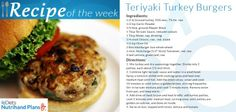 Here's how to make a #tasty turkey burger at just 313 calories. Want more expert guidance? Start your #eDiets #Nutrihand program today! https://www.ediets.com/diets/diet-plans/ediets-nutrihand-plans