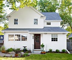 Choose the Best Material for Your Home's Exterior with Our Guide to Siding Options Siding Cost, Stucco Siding, Clapboard Siding, White Siding, Fiber Cement Siding, Wood Siding, Vinyl Siding, Cedar Shake Siding, House Siding Options