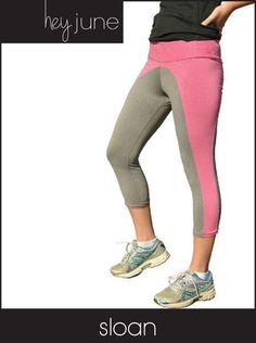 Workout Leggings Pattern