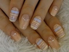 Nails for my wedding,first choice