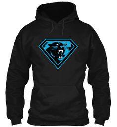 Carolina Panthers Super Cam sweatshirt Front Football Shirts 1d2bd2dbf