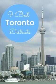 Toronto Neighbourhoods …