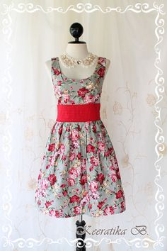 Summer Time IV by LovelyMelodyClothing on Etsy, $45.90