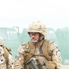 An accidental war movie from writer-producer-director-actor Paul Gross
