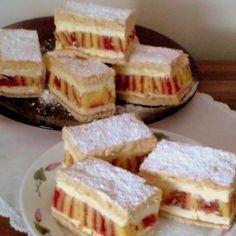 Mézes-krémes-piskótatekercses süti Recept képpel -   Mindmegette.hu - Receptek