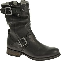 Cat Footwear P306847 Black Midi Boot