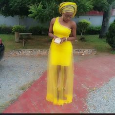 2016 Aso Ebi Style Sleeveless Prom Gowns Sexy Illusion Light Yellow One Shoulder Floor-Length Evening Gowns New Backless Dress Formal Gowns African Wear Dresses, Latest African Fashion Dresses, African Print Fashion, Africa Fashion, African Attire, Nigerian Fashion, Ghanaian Fashion, African Prints, Ankara Fashion