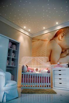 desenhos iluminacao teto quarto infantil - Pesquisa Google