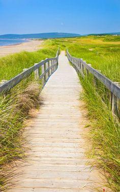 Inverness Beach, Nova Scotia, Canada