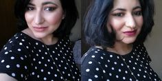 FOTD –  My current FALL look  featuring pencil strobing!