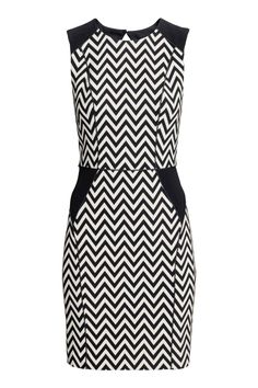 Jacquard-weave dress | H&M