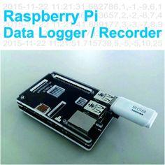 Raspberry Pi - Data Logging