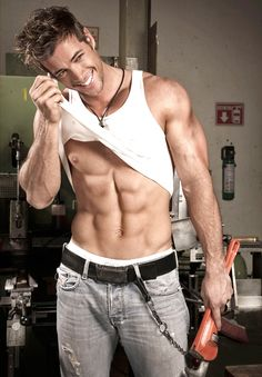 William Levy ..., WOW! Thank you DWTS for bringing this yumminess to my attention.