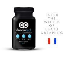 Certain dietary supplements can greatly increase your ability to lucid dream.  Dream Leaf combines five of these herbs and nootropics into one synergistic blend.  It is a completely natural blend  that creates an optimal neuro-environment for lucid dreaming to occur.