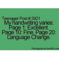teenager post - Bing Images