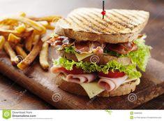 club sandwich - Google Search