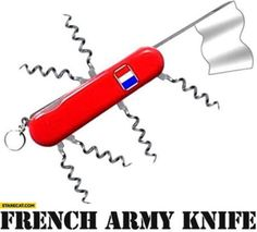 Well.. french army