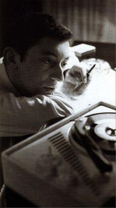 "vinylespassion: ""Serge Gainsbourg """