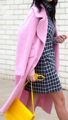 #Cotton #Candy #Coat by Bittersweet Colours