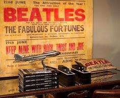 Homes of Elegance Beatles Canvas & Cushions #Beatles