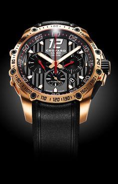 Chopard Superfast Chrono watch #ChopardSuperfast #Chronograph