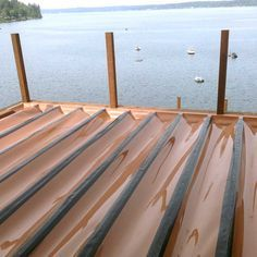 Trex Rainescape Deck Drainage System Trough 16 Length In 2020