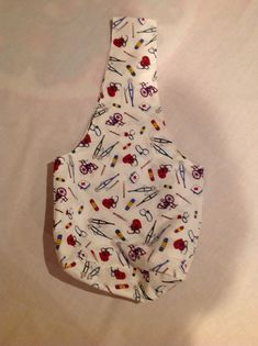 Medical themed tote / bag by GeeGeeGoGo on Etsy