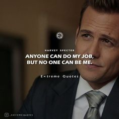 Harvey #quotes #suits