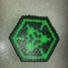 Resultado de imagen de ingress hama beads